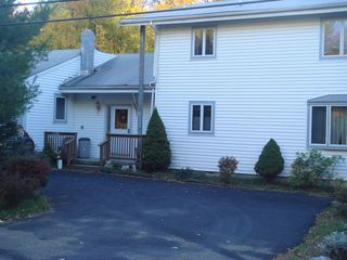 Pocono Summit house photo - Welcome to our home. Plenty of parking in our private driveway.