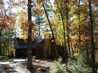 Clayton cabin photo - Come in the fall!