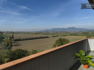 Montopoli Val d'Arno house photo - Wake up to a view dominating the Arno Valley, or enjoy stunning sunsets!
