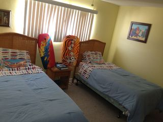 Cocoa Beach townhome photo - Bedroom # 2