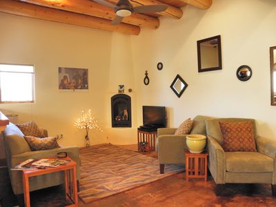 Taos condo rental - Welcome to Casa Paloma - a peaceful home!