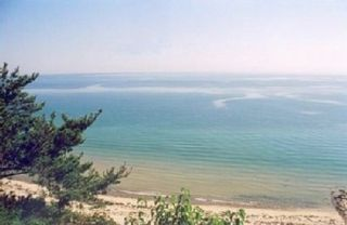 Sagamore Beach house photo - View of Cape Cod Bay
