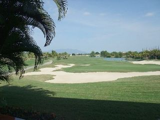 Nuevo Vallarta condo photo - Golf Course view from clubhouse