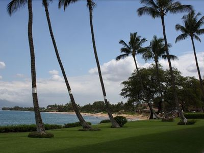 View of Kamaole Beach Park 1 from Royal Mauian 212