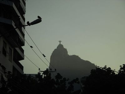 Cristo Redentor from Copacabana