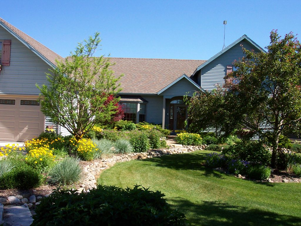39 on the edge of wisconsin 39 s scenic kettle vrbo for Vrbo wisconsin cabins