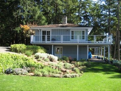 Long Harbour Vacation Rental - VRBO 225403 - 3 BR Salt Spring ...