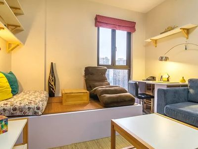 Comfortable Apt. in north of downtown