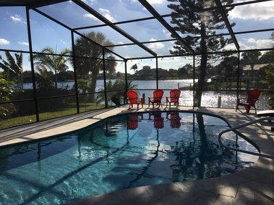 Waterfront 4 Bedroom Home on Beautiful Tampa Bay