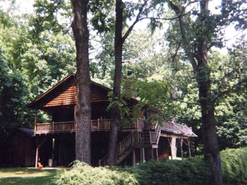 Maggie Valley house rental - Four Bedroom Mountain Home - Very Private 5 acres - So Relaxing