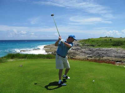 Great Exuma villa rental - GOLF AT GREG NORMAN COURSE AT EMERALD BAY