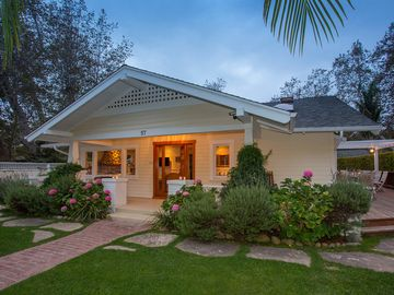 Montecito house rental - A place to relax and renew