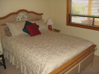 San Quintin house photo - This is one of our guest rooms.