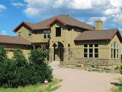 Estate Home on 3 Acres in the Rocky Mountain Foothills