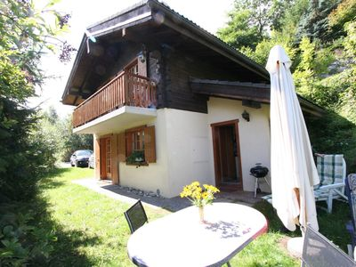Nice and comfortable chalet with fantastic views.