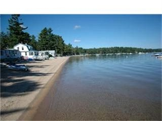 Sebago cottage photo - Ossipee Woods beach