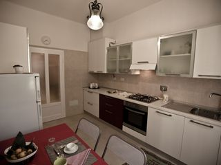 Bologna apartment photo - A dishwasher, a washing machine and all the major appliances are provided.