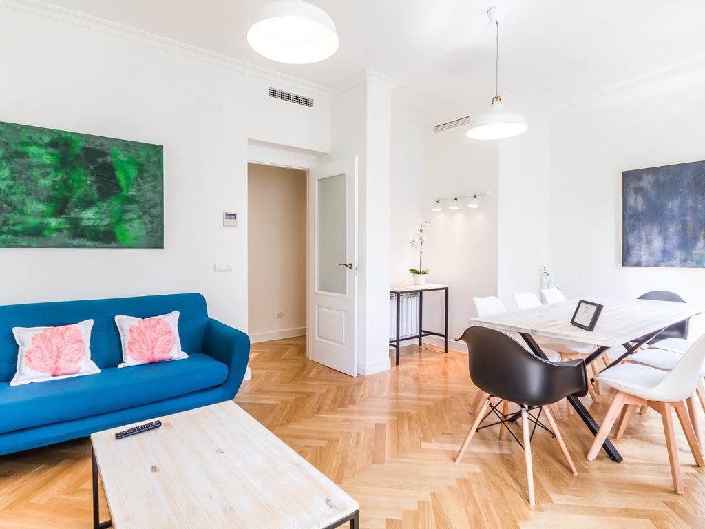 Salamanca Retiro - Apartment for 10 people in Madrid ciudad