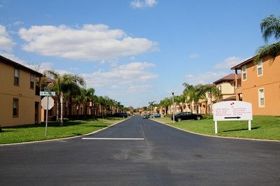 Miramar Avenue - where our home is located - only a 2 minute walk to clubhouse!