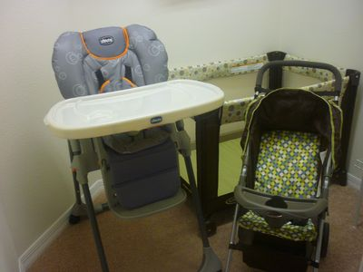 Equipment for young children