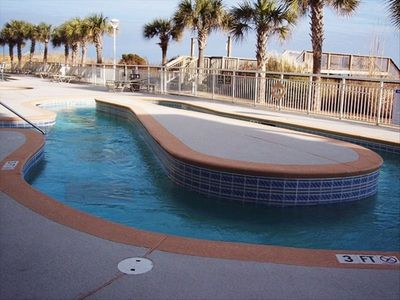 Crescent Beach condo rental - Lazy River at South Shore Villas