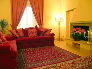 Tuscany apartment rental