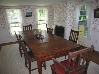 Mattapoisett house photo - Little House Dining room