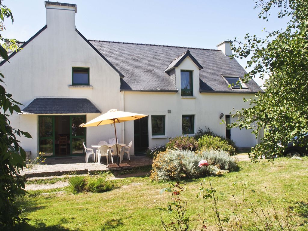 Holiday house, close to the beach, Névez, Brittany