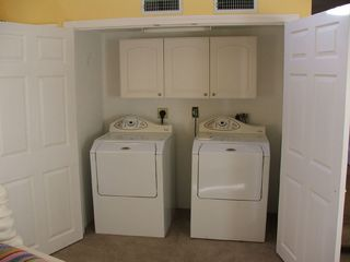 West Yarmouth house photo - Washer / Dryer in Master