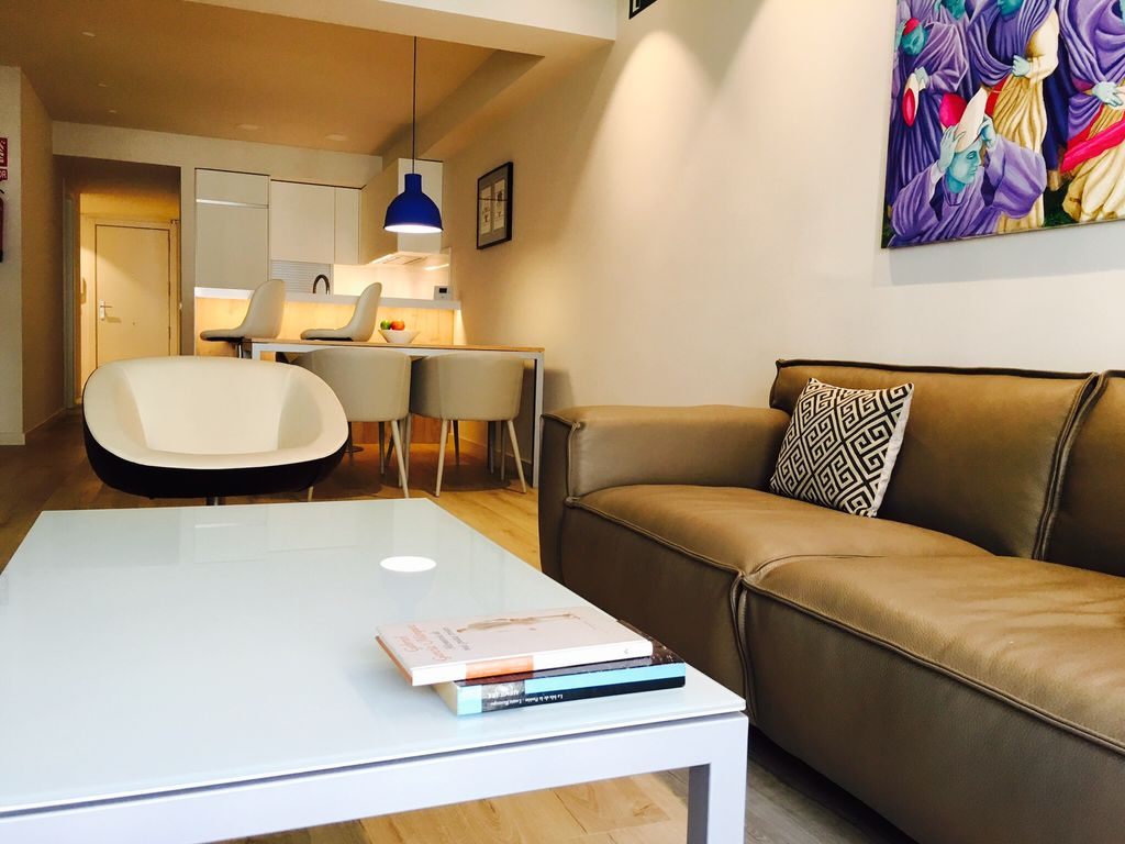 Appartement 2 chambres - Madrid - appartement