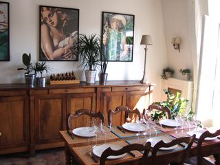 11th Arrondissement Bastille apartment photo - dining-room