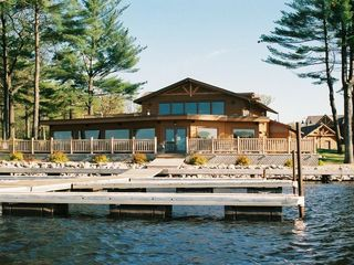 Castle Rock Lake condo photo - Lake front restaurant. Great food and view 200 feet from condo