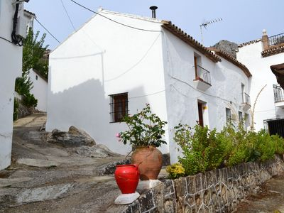Charming village cottage in one of the famed white villages