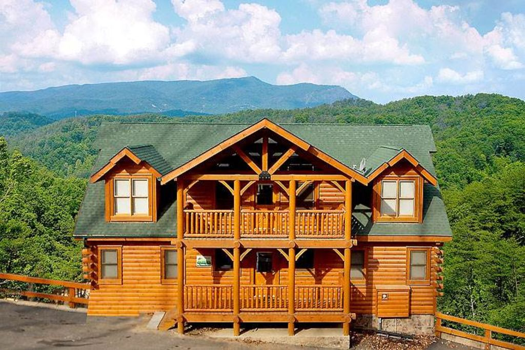 Mountain Views Perfect for Groups and HomeAway Pigeon Forge – Pigeon Forge Tourist Map
