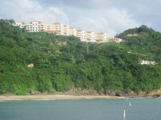 Aguadilla apartment photo - View of Puerta Del Mar complex from famous Crash Boat Beach