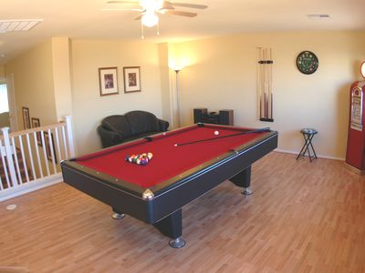Las Vegas house rental - Loft / Game Room