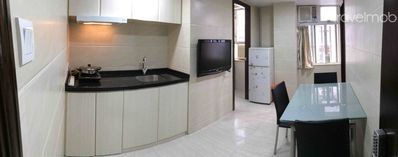 5 star 2 bedroom apartment in HK A2