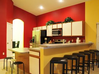 Hampton Lakes villa photo - Orlando Disney World Vacation Rentals by owner - Open Kitchen