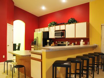 Orlando Disney World Vacation Rentals by owner - Open Kitchen