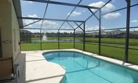 Upgraded Villa South Facing Pool With Lake View  Near Disney On Gated Community