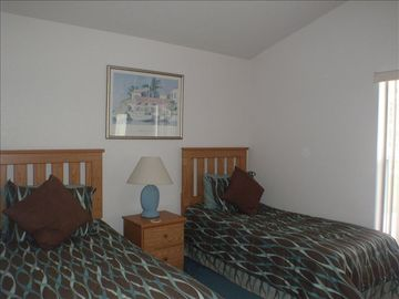 Bedroom 3 - newly refurnished in 2010