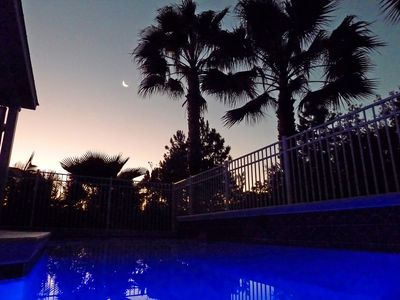 Space, Views, Privacy, South facing pool deck. DECEMBER $229/night SPECIAL!