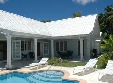 Saint Patrick villa rental - Exterior and pool area