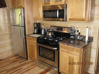 Munising cottage photo - What's cookin'?