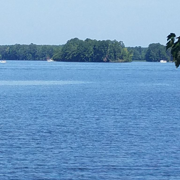 Great Lake Wateree Views, Swimming and Fishing from your own private dock