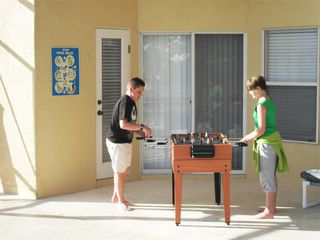 West Stonebridge villa photo - Games available to entertain the kids