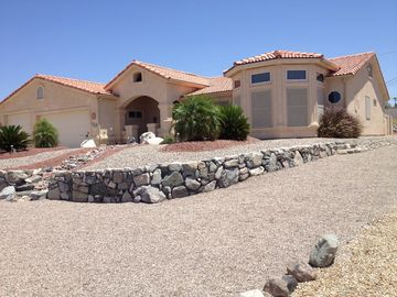 Lake Havasu City house rental - Beautiful Southwestern 3 Bedroom 2 Bathroom Pool Vacation Rental