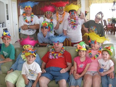 Never too old to have fun from age 3 to 90! Come have a blast at the beach!