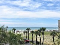 Newly Renovated 1 Bedroom, 2 Bath Condo on Beach w/ Balcony Ocean View!!
