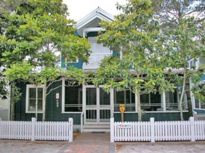 Front Exterior | Colors A | Cottage Rental Agency- Seaside, FL